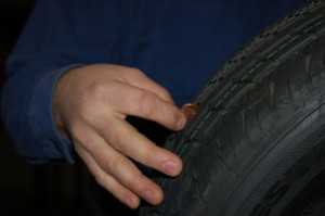 Are your tires making the grade?